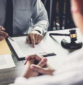 Camden County, Lawyer