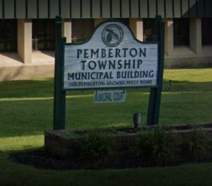 Pemberton Township Municipal Court
